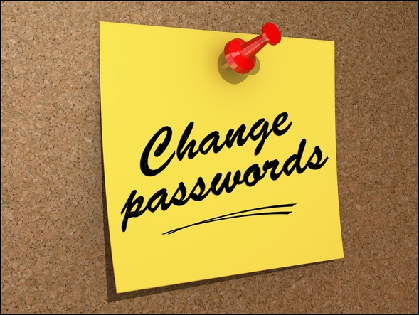 Change-passwords