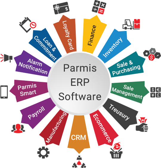 Parmis Star ERP Accounting & Financial Software